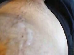 Shooting a nice load of cum after jerking