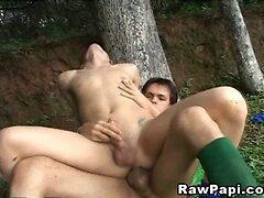 Latino Gay Hardcore Anal Fucking