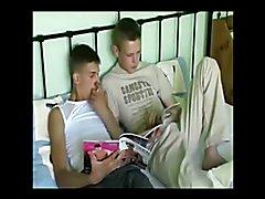 Zwei geile Jungen