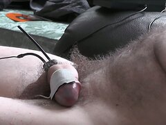 HFO Ejaculation with Electro Stim 220716