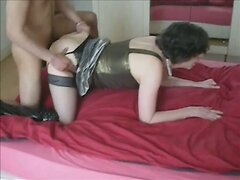 2 sluts getting fucked bareback by young man Fahd