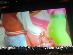 Katy Perry cum tribute V